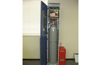 パッケージ型新ガス消火設備2